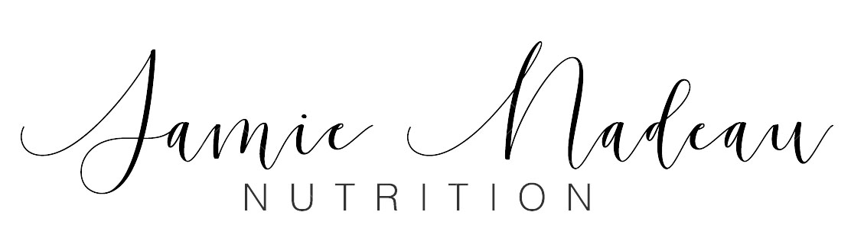 Jamie Nadeau Nutrition