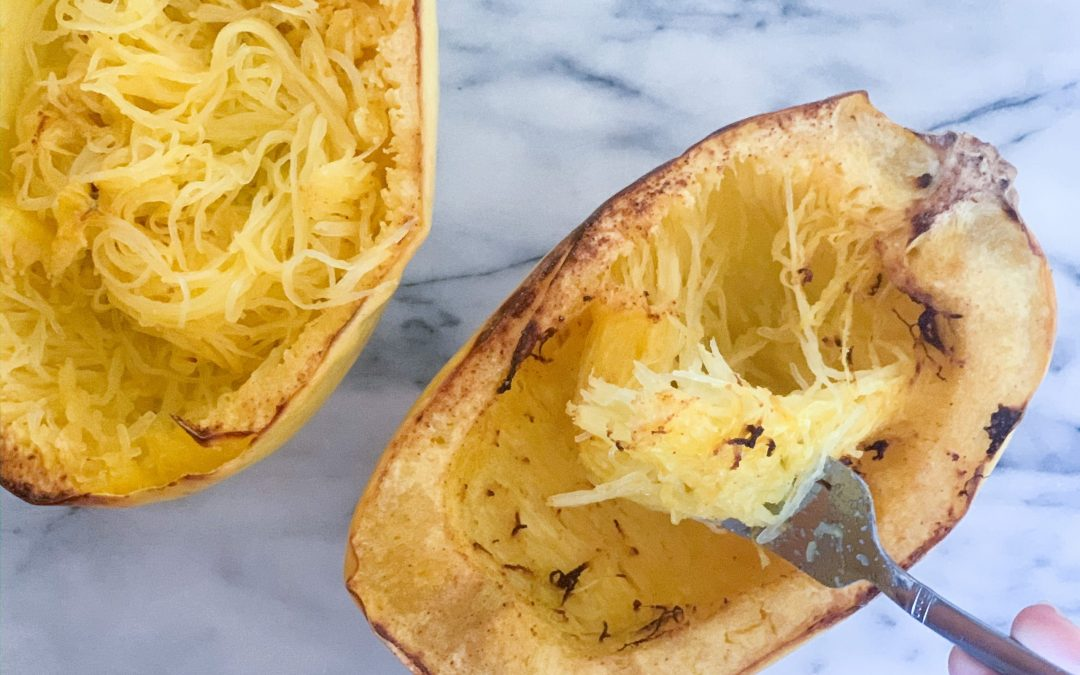 Spaghetti Squash | Air Fryer How-To